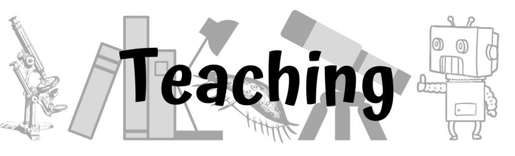 Header image: Teaching