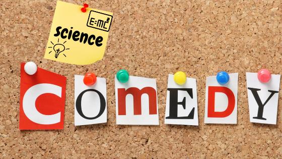 Science Comedy Header